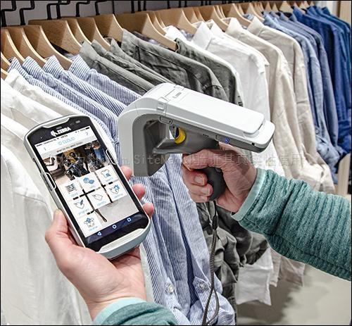 法国750家男装店使用RFID进行商品跟踪
