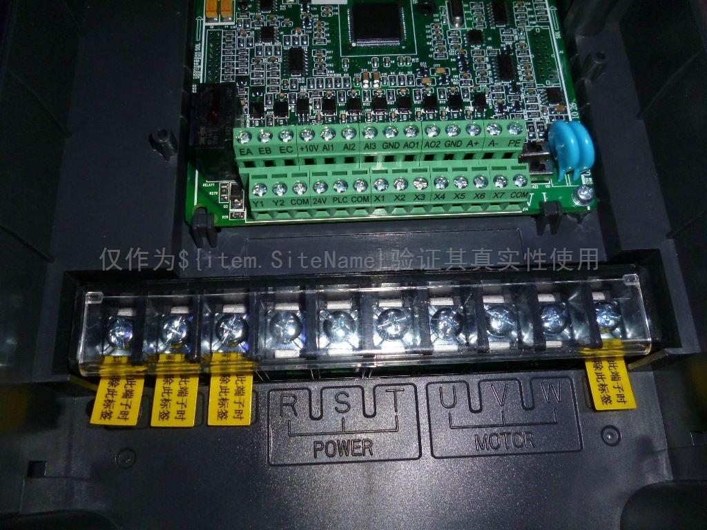 变频器非智能控制方式和智能控制方式