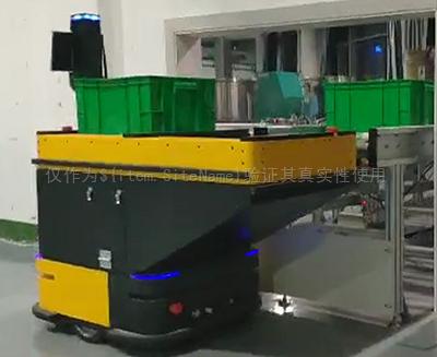 智能搬运机器人在智能物流仓储中的应用