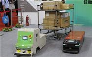 五大电商仓储AGV机器人企业的拓海之路