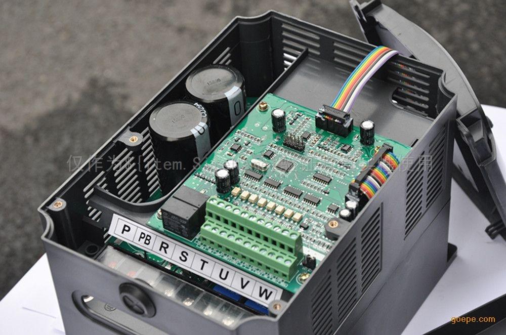 变频器面板故障有这么几种