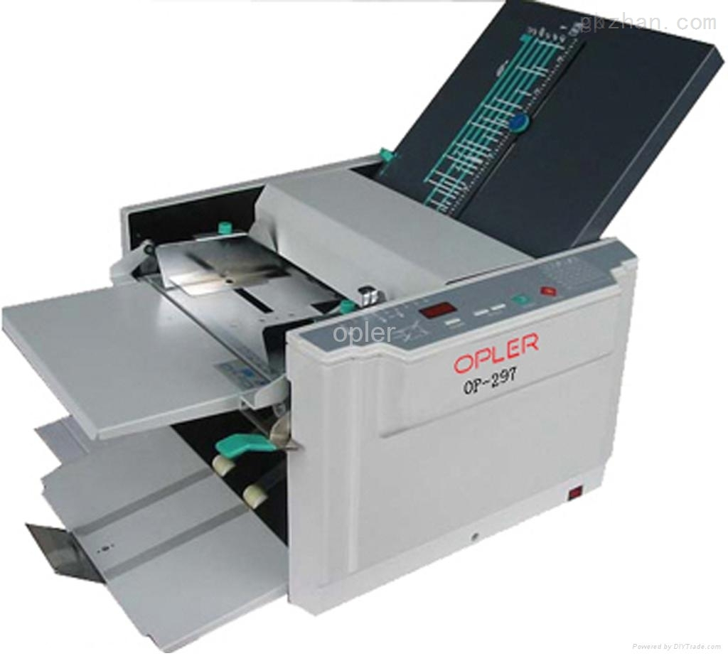 【供应】DL-297半自动折页机