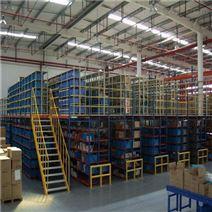 武汉中型阁楼货架定做-仓储货架厂直销