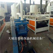 石家庄硅质聚苯板设备生产线渗透方式