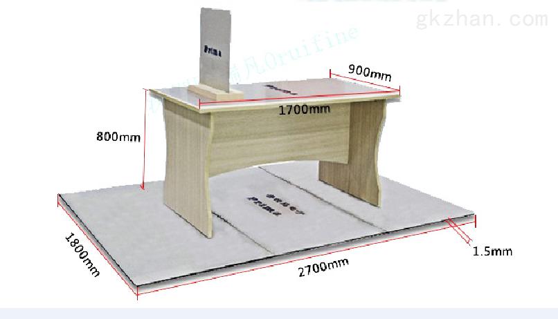 标准ESD静电放电桌