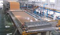 长网多缸造纸机