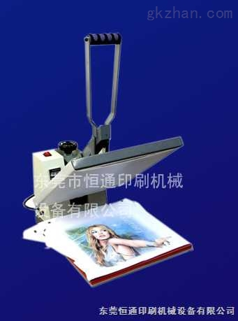 恒通mode英式高压烫画机