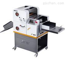 正品彩霸,豪彩F3501全自动覆膜机,小型复膜机,自动进纸,贴膜机