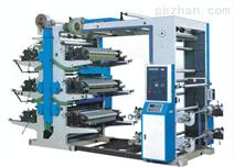 柔印机 一色、二色、三色、四、六、八色柔印机印刷机