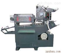 高速斜压式不干胶商标印刷机