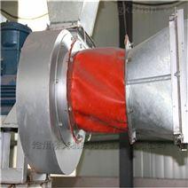 風機抗風壓高溫進風口軟連接廠家生產