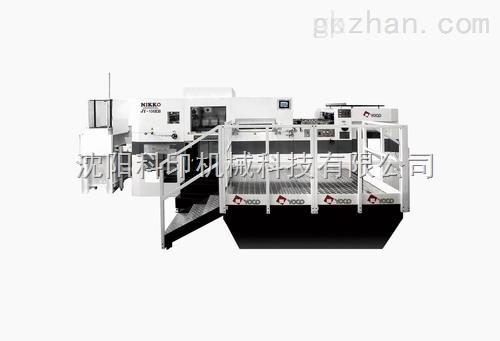 进口全自动平压平模切机厂家价格-【科印包装印刷机械设备公司】