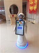 安徽合肥先進事跡陳列館自動講解展館機器人
