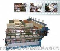 JY2300系列半自动多功能粘箱机(糊盒机)