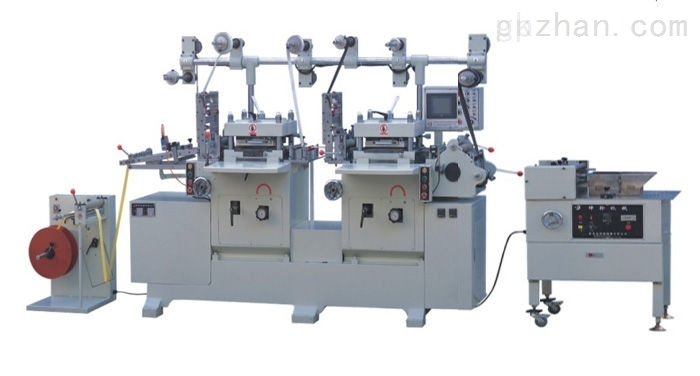 HMQ1080全自动平压平模切机