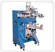 半自动气动曲面丝网印刷机