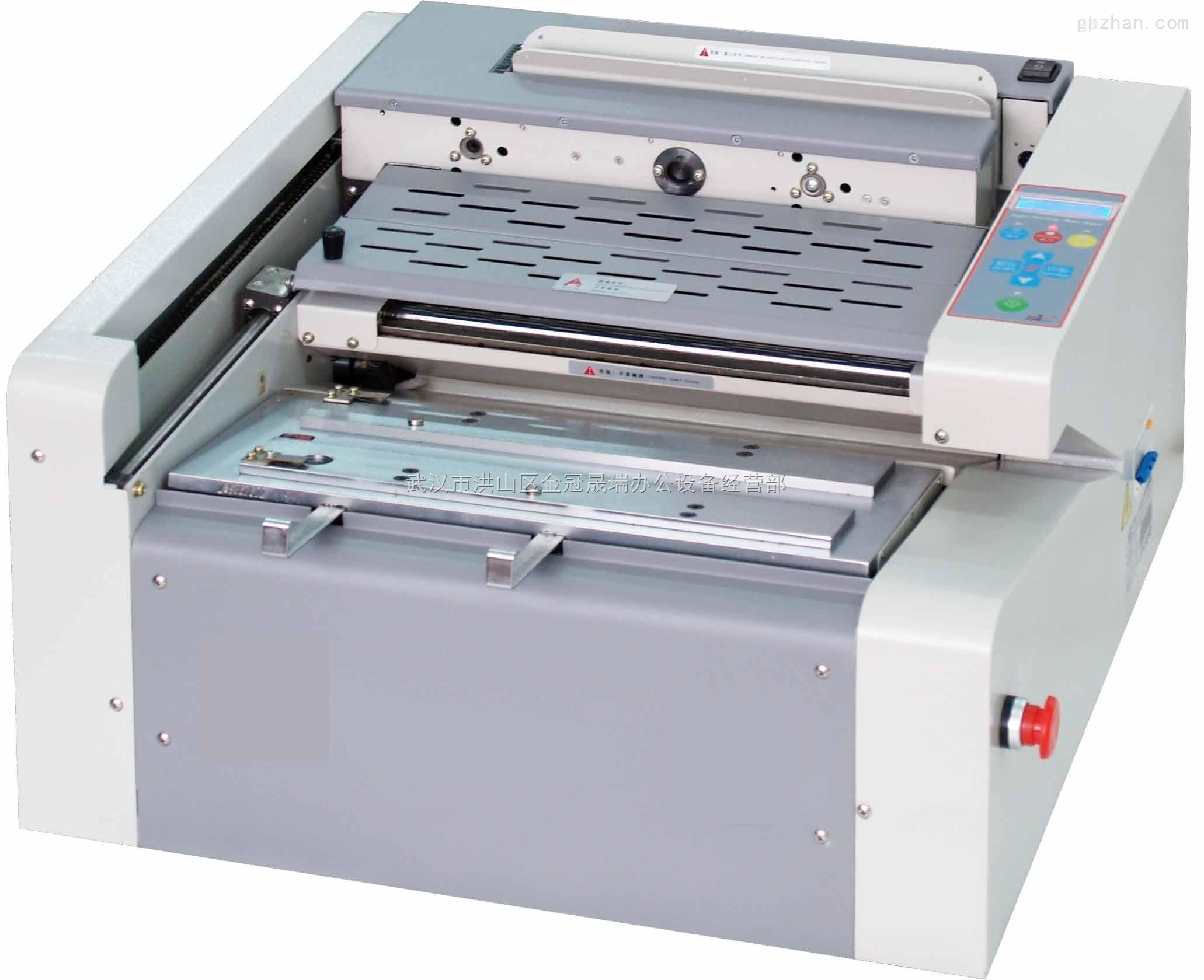 誉冠FS-300桌面式全自动无线胶装机 ,制本机,胶订机,厂家直销