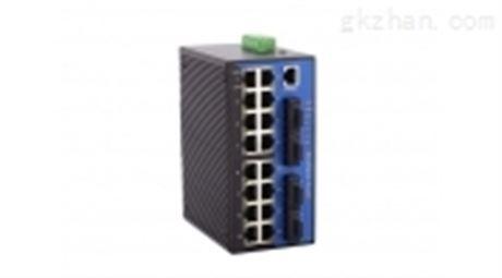 二层网管型卡轨式工业交换机MIEN5208