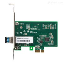 单口光纤网卡台式机用Intel i210芯片