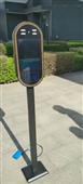 校园人脸识别闸机10.1寸远见定制面部识别