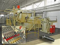 供丝印机:S-500DF吸气垂直式平面丝印机