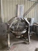 行星搅拌夹层锅,熬制锅生产厂家