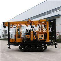 ?#21482;?00米履带钻机大型全液压水井钻井机