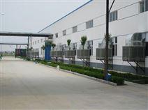 西安绝缘材料厂排风降温设备