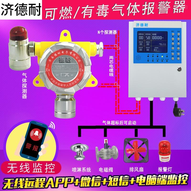 防爆型甲烷报警器,联网型监测