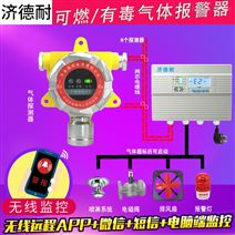 烤漆车间香蕉水气体浓度报警器,APP监测