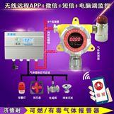 化工厂车间甲酸甲酯气体报警器,无线监测