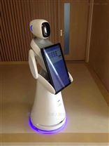 供應郑州职业技術学院迎宾教育接待機器人