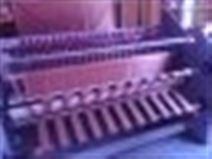 毛巾包条分切机机械