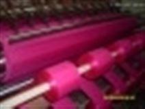 涤纶布热切加工机器 多刀分条热切机