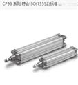 SMC标准型双作用气缸:CP96SDB40-400C