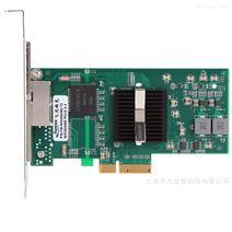 千兆电口以太网网卡Intel I350芯片RJ45接口