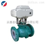 Q941F46电动衬氟球阀优质供应商