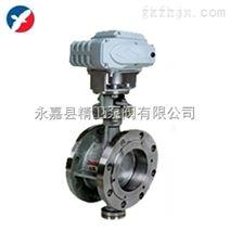 D943H电动三偏心法兰蝶阀优质供应商