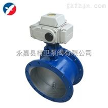 D941W电动通风蝶阀优质供应商