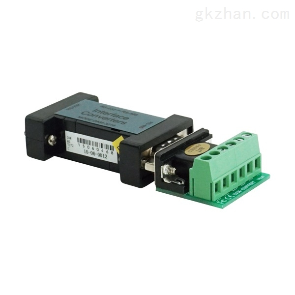 阿尔泰科技DAM-3216转换器,商业级袖珍型RS-232到RS-485通用接口转换器