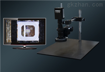 万向支架视频显微镜