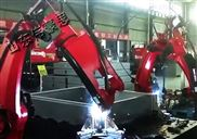 国产自动焊接多功能机器人 汽车零部件弧焊机器人