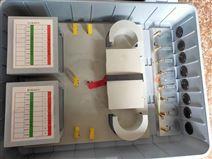 1分64芯分纤箱FTTH插片式光分路器箱