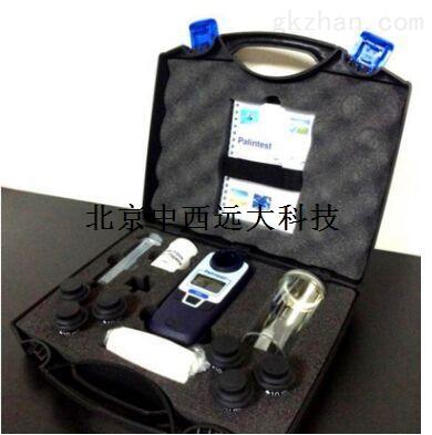 RW7型多参数水质分析仪
