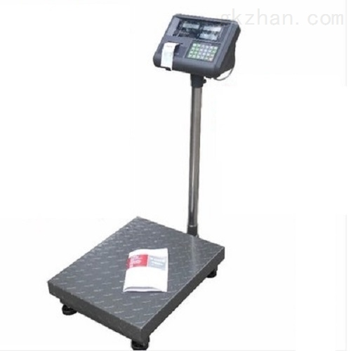 60公斤带打印电子秤价格