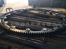 滚筒烘干机大齿轮快速定做 质量稳定