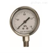 不銹鋼耐震壓力表YBN-100 0-0.6mpa