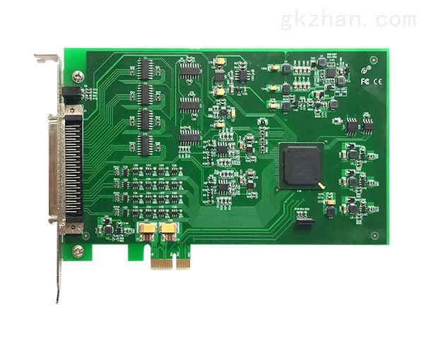 PCIe5621 16路AD 2路DA 8路DIO 1路计数器