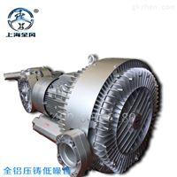 单双叶轮旋涡气泵
