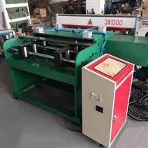 1000冲压自动化横剪线送料放卷整平剪板机